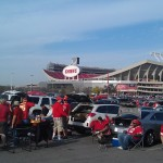 Tailgating at Arrowhead Stadium